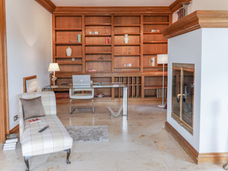Home Staging Gabriela Überla Classic style study/office