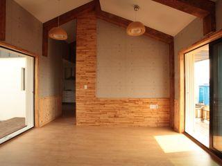 집스터디 건축 스튜디오_JIP STUDY ARCHITECTS STUDIO Modern houses
