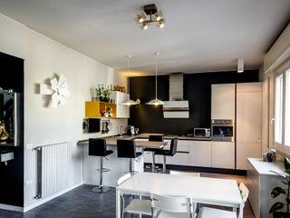 Bartolucci Architetti Moderne Küchen Weiß