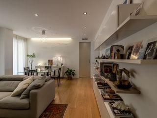Bartolucci Architetti Moderne Wohnzimmer