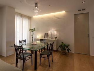 Bartolucci Architetti Moderne Esszimmer