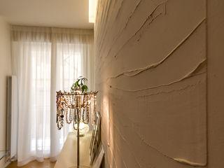 Bartolucci Architetti Moderne Esszimmer Bernstein/Gold