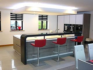 A Wiltshire Kitchen The ALNO Store Bristol CucinaArmadietti & Scaffali