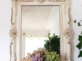 Maisondora Vintage Living WoonkamerAccessoires & decoratie Hout Beige