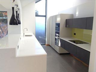 Complete Kitchen, Shropshire The ALNO Store Bristol Cucina moderna