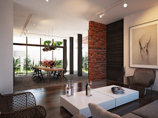 Tectónico Living room