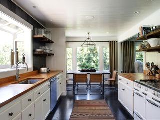 Antonio Martins Interior Design Inc Cucina eclettica
