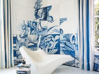Antonio Martins Interior Design Inc 모던스타일 침실