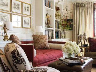 Antonio Martins Interior Design Inc 클래식스타일 거실
