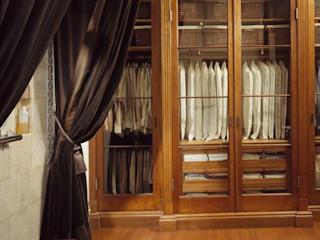 Antonio Martins Interior Design Inc 에클레틱 욕실