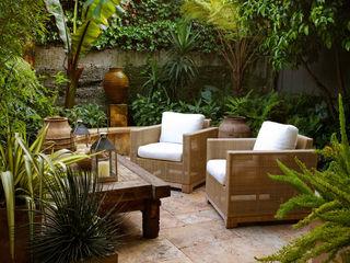 Antonio Martins Interior Design Inc Jardines de estilo ecléctico
