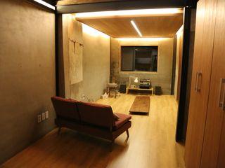 IEUNG Architect Modern Living Room
