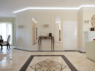 Insight Vision GmbH Living room Beige