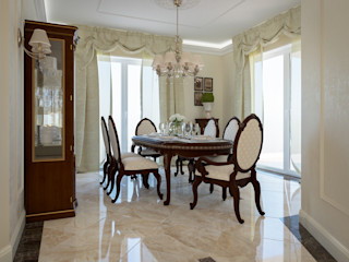 Insight Vision GmbH Dining room Beige