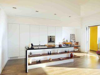 Casa N. Appartamento a via Tasso, Napoli archielle Cucina moderna