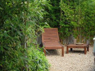 Pátio urbano Atelier Jardins do Sul Jardins ecléticos