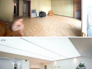 GINO SPERA ARCHITETTO Salon moderne