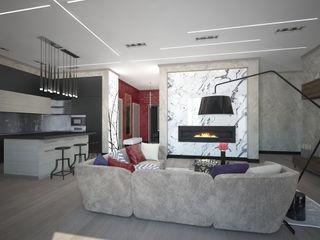 Decor&Design Soggiorno eclettico