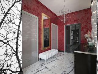 Decor&Design Ingresso, Corridoio & Scale in stile eclettico