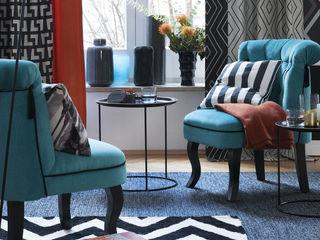 Heimtextil 2016 JUSCZYK raum+ausstattung WohnzimmerSofas und Sessel