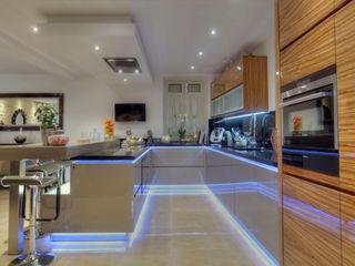LUSIARTE Modern kitchen