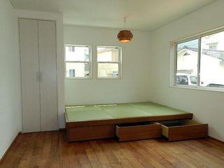 Live Sumai - アズ・コンストラクション - Scandinavian style media rooms Wood Green