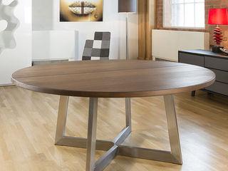 Bespoke solid wood dining tables Quatropi ltd 餐廳桌子