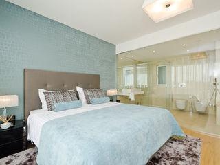 Private Interior Design Project - Albufeira Simple Taste Interiors Habitaciones modernas