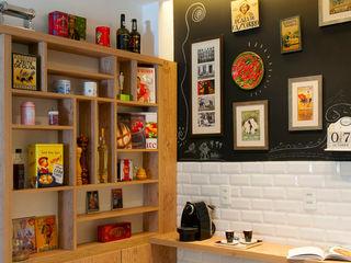 Egg. Interiores KitchenCabinets & shelves Engineered Wood Wood effect