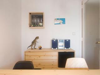 demarcasueca Modern Dining Room Wood White