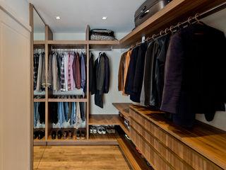Espaço do Traço arquitetura Modern dressing room