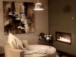 Chimeneas Picos de Europa Modern living room