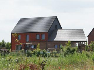 Bureau d'Architectes Desmedt Purnelle Case moderne