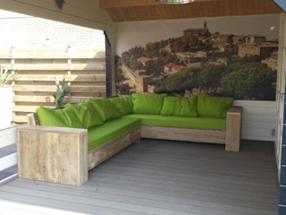 Exklusiv Dutch Design Балкони, веранди & тераси Меблі