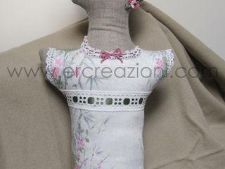 ERcreazioni - Eleonora Rossetti Creazioni ArtworkOther artistic objects Flax/Linen