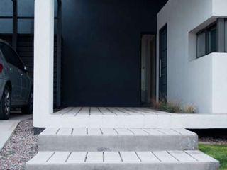 Bonomo&Crespo Arquitectura Nowoczesne domy