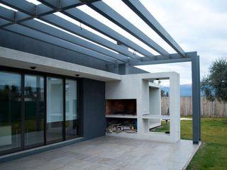 Bonomo&Crespo Arquitectura Eklektyczne domy