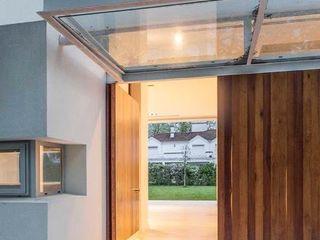 Casa Forte Aulet & Yaregui Arquitectos Livings modernos: Ideas, imágenes y decoración