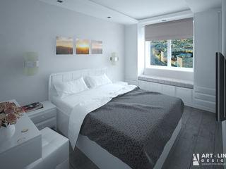 Арт-лайн дизайн BedroomAccessories & decoration