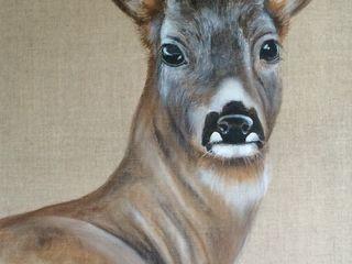 Odile Laresche Artiste Peintre Animalier SchlafzimmerAccessoires und Dekoration