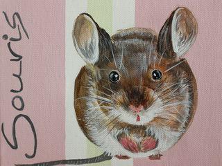 Odile Laresche Artiste Peintre Animalier KinderzimmerAccessoires und Dekoration
