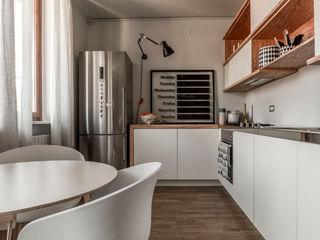 Galleria del Vento Kitchen