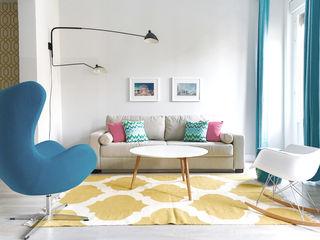 StudioBMK Modern Living Room