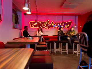 Diego Alonso designs Quán bar & club