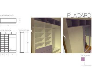 Estudio BDesign Camera da letto moderna PVC Viola/Ciclamino