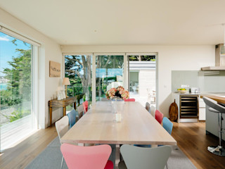 Lower Cole, Rock   Cornwall Perfect Stays Ruang Makan Modern