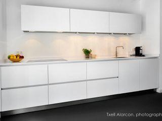 Devies Cook Company Txell Alarcon KitchenCabinets & shelves White