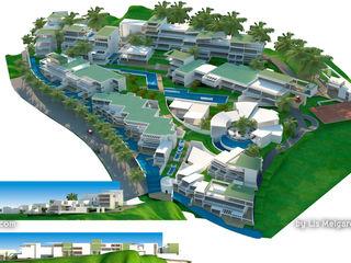 Lis Melgarejo Arquitectura Śródziemnomorskie domy