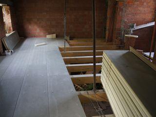 panelestudio Paredes y pisos rústicos