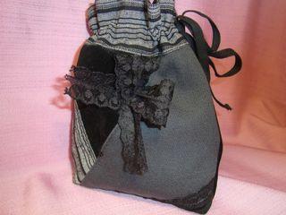 schneiderei jerke BathroomTextiles & accessories Katun Black
